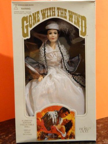 Gone with the Wind World Doll, Scarlett O'hara, 1989