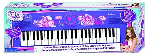Violetta Tastiera Elettronica, K720VI