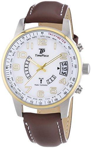 Time Piece Analogico al Quarzo Orologio da Polso TPGS-10288-12L