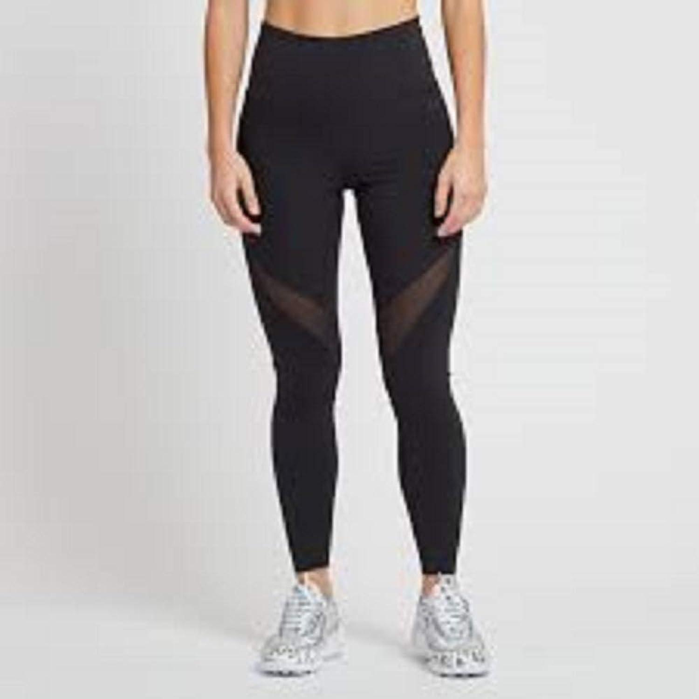 Nike Lab 824094 Black010 Women Gym Pants Size S