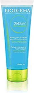 Bioderma Sebium Gel Moussant Purifying Cleansing Foaming Gel Combination To Oily Skin, 100ml