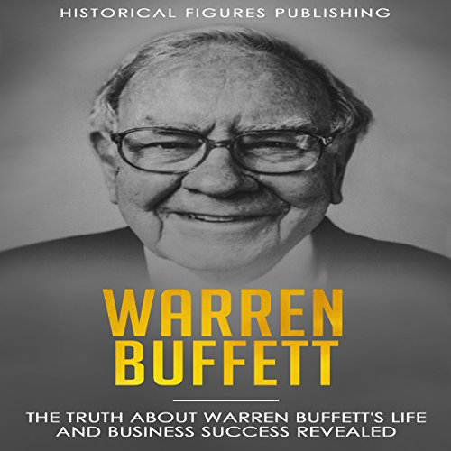 Warren Buffet cover art