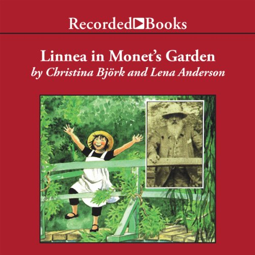 Linnea in Monet's Garden audiobook cover art