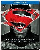 Batman v Superman: Dawn Of Justice UE (Steelbook/Blu-Ray + DVD) (BD)