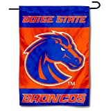 College Flags & Banners Co. Boise State Broncos New Logo Garden Flag