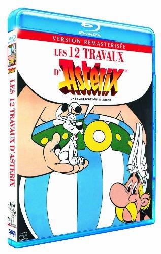 Astérix y las 12 pruebas / The Twelve Tasks of Asterix ( Les 12 travaux d'Astérix ) [ Origen Francés, Ningun Idioma Espanol ] (Blu-Ray)
