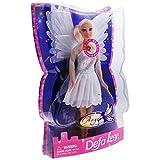 Defa Lucy - Wunderschöne Puppe mit Kleid 29cm (Angel mit Licht)