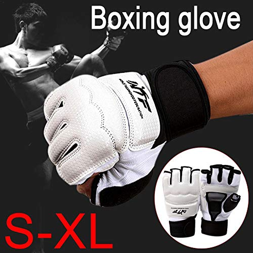 Knowled MMA Handschuhe Boxing Taekwondo Handschuhe,Handschuhkampf Handschutz WTF-geprüft Kampfsport Handschutz Boxhandschuhe Handschutzwerkzeug Outgoing
