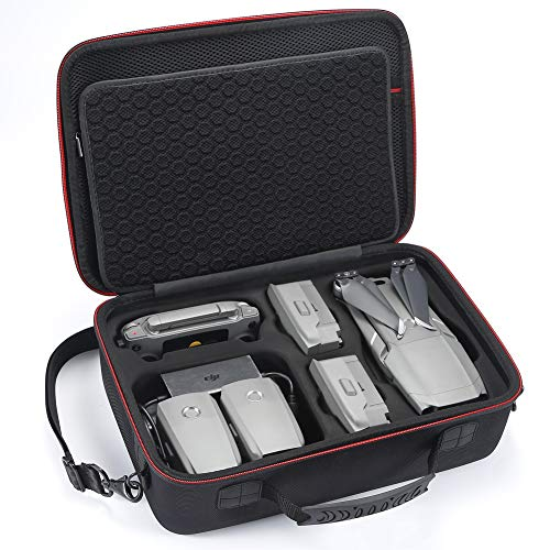 Hard Storage Carrying Case for DJI Mavic 2 Zoom/Pro Drone and Fly More Combo(Not fit for Mavic pro/Mavic Platinum)