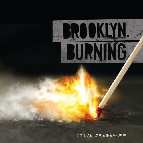 Brooklyn, Burning cover art