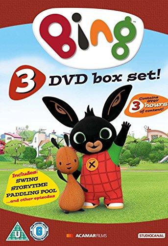 Bing - Swing / Storytime / Paddling Pool - Bing - Swing / Storytime / Paddling Pool (1 DVD)