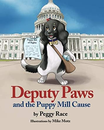 Deputy Paws and the Puppy Mill Cause