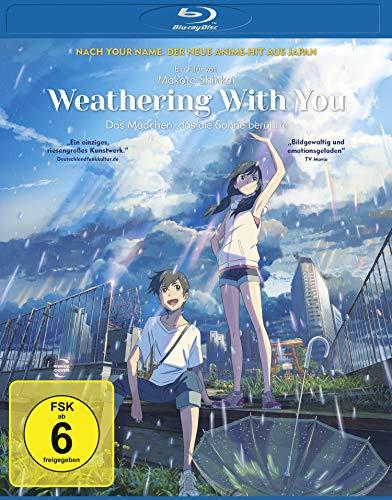 Weathering With You - Das Mädchen, das die Sonne berührte [Blu-ray]