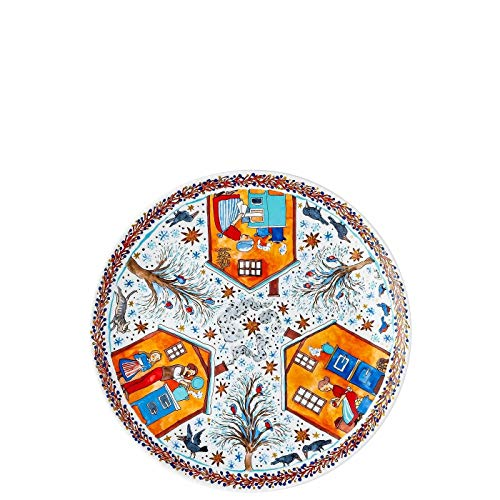 Hutschenreuther Jahresartikel Weihnachten 2020 Teller flach Weihnachtsbäckerei 22 cm