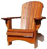 Original Dream-Chairs since 2007 Adirondack Chair Comfort in Eiche