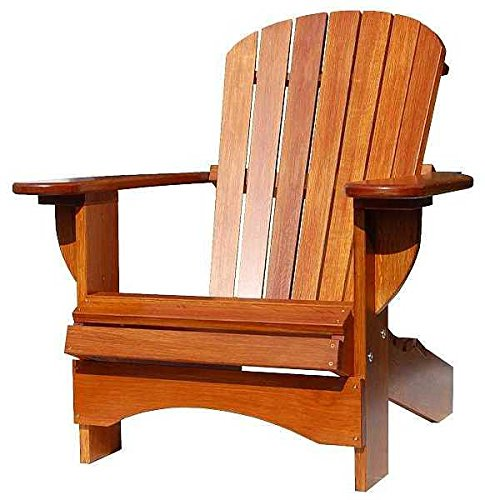 Original Dream-Chairs since 2007 Adirondack Chair Comfort in Eiche
