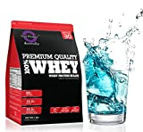 Pure Product Australia Clear Whey Protein Isolate Powder, Unflavoured, Unflavoured 2 kilograms