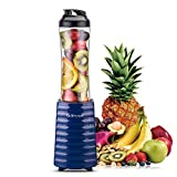 Smoothies Blender Personal Size 300 Watts with 18...