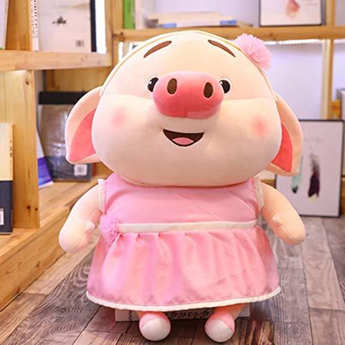 47-B Kleine Plüschspielzeug Schwein Furz (Color : Pink, Size : XXX-Large)