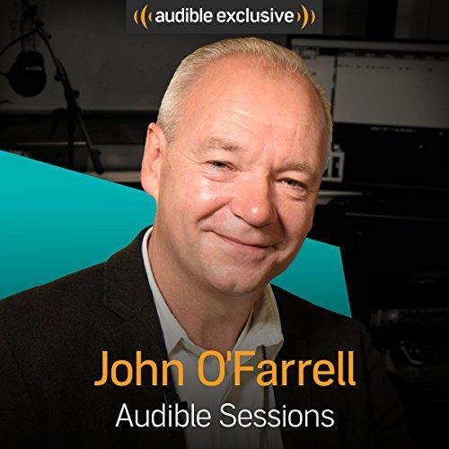John O'Farrell audiobook cover art