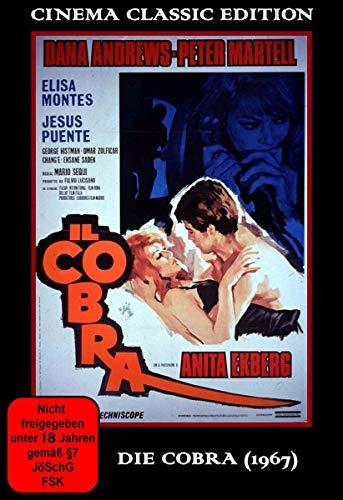 Die Cobra - Tödlicher als alle Waffen! (1967)