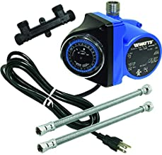 Watts 500800 Instant Hot Water Recirculating System with Built-In Timer, Easy to Install (Renewed)