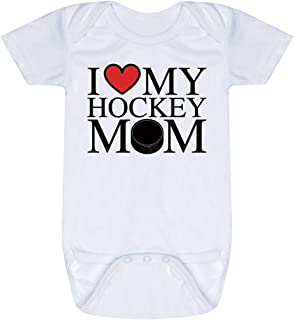 i love my hockey mom