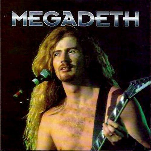 Megadeth: A Rockview Audiobiography  By  cover art