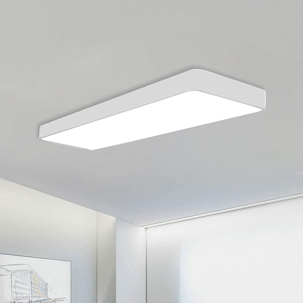 Ladiqi 本店 Modern LED Ceiling Light Flush Mount お値打ち価格で Lighting Rectangular