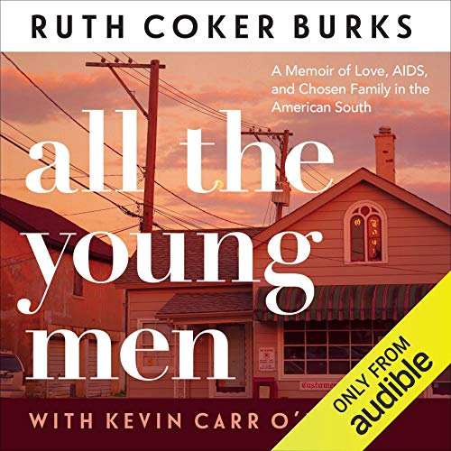 All the Young Men book cover