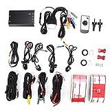 Videoregistratore digitale per auto, Videoregistratore digitale vista surround Guida video...