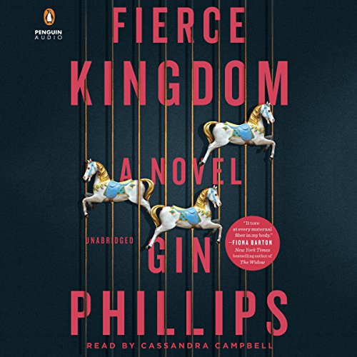 Fierce Kingdom audiobook cover art