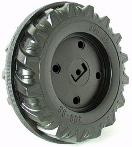 Hinterrad f. große Trakt. mit Laufreifen 308-98