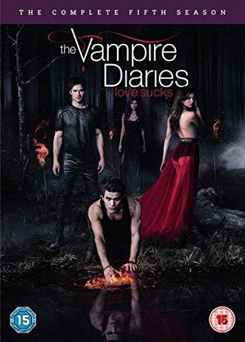 Vampire Diaries: The Complete Fifth Season (5 Dvd) [Edizione: Regno Unito] [Italia]