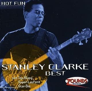 Hot Fun-Best by Stanley Clarke (2013-05-03)