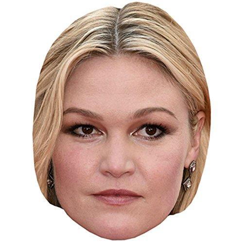 Celebrity Cutouts Julia Stiles Maske aus Karton
