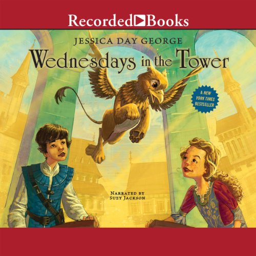 Wednesdays in the Tower audiobook cover art