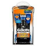 Gillette Fusion ProGlide - Styler - Trimmer Shaver 3-en-1 con 2 Recambios