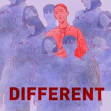 Différent (feat. Zeka, Eilenor & K.Christie)