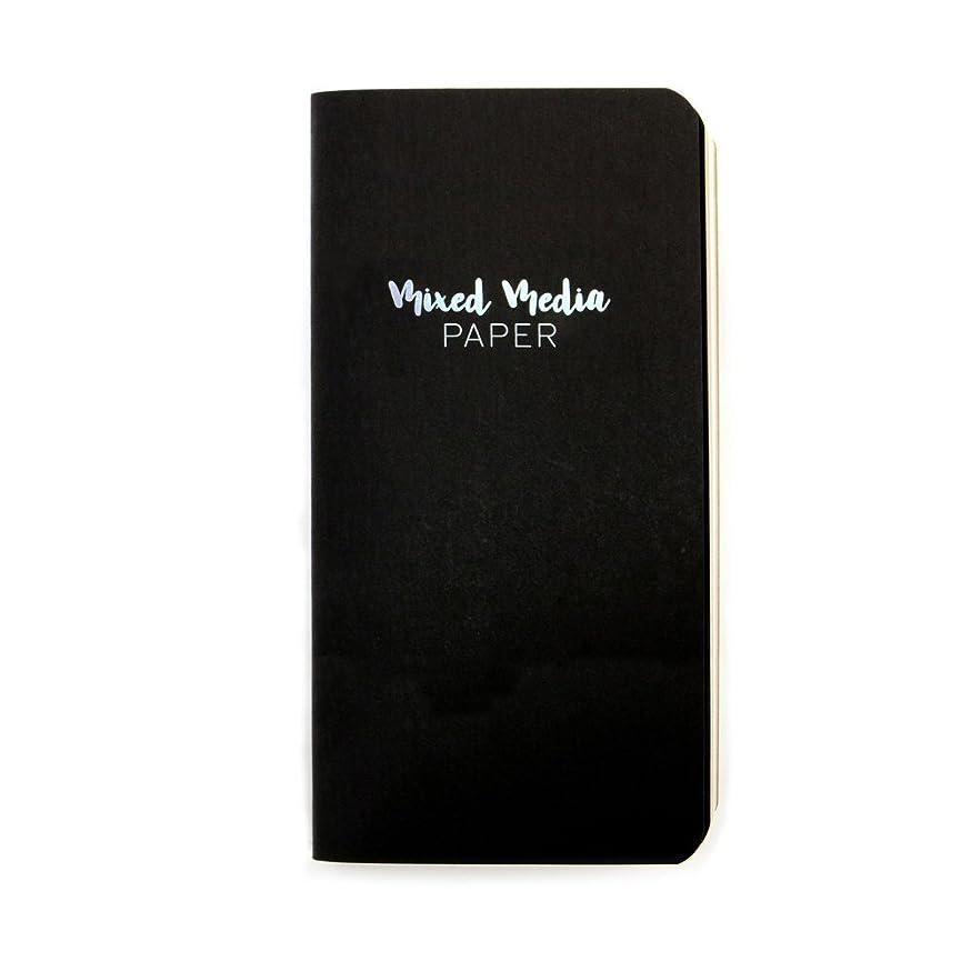Prima Marketing Mixed Media Paper Notebook Standard Size