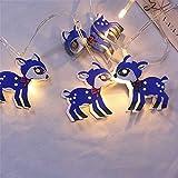 LED Weihnachten Lichterketten, USB Indoor Outdoor Deko Lichterketten, Weihnachtsfee Girlande Lichterketten