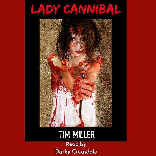 Lady Cannibal audiobook cover art