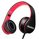 BestGot Kids Headphones for Kids Boys Over Ear Kids Headphones...