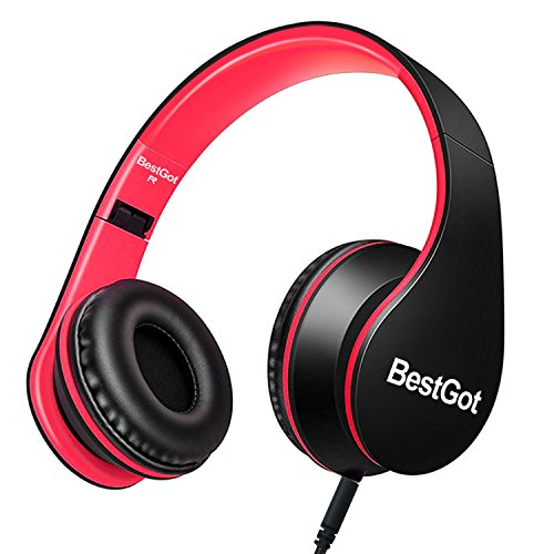BestGot Kids Headphones for Kids Boys Over Ear Kids Headphones...
