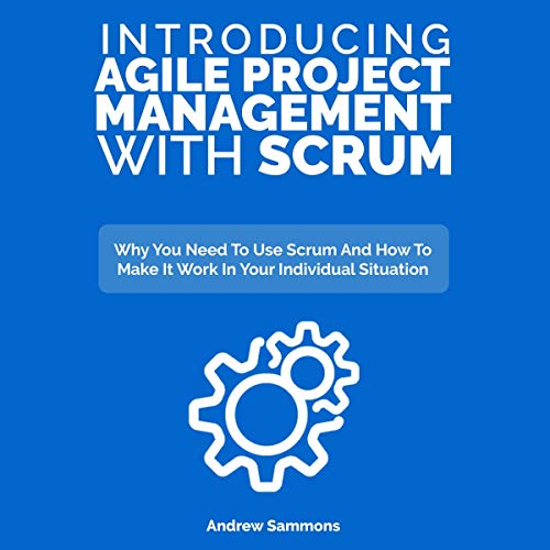 Introducing Agile Project Management with Scrum cover art