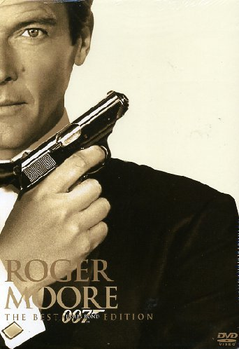 007 - Roger Moore James Bond Collection (7 Dvd)