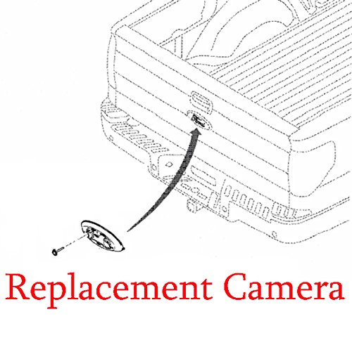 2011-2014 F150 Plug & Play Aftermarket Replacement Camera Module with