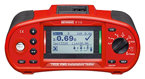 Benning IT 115 True RMS Installationstester, 044104
