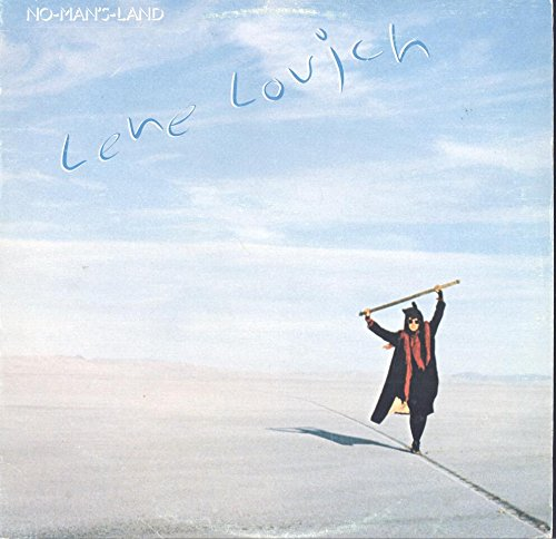 Lene Lovich: No-Man's Land LP VG+/VG++ Canada Stiff / Epic FE 38399