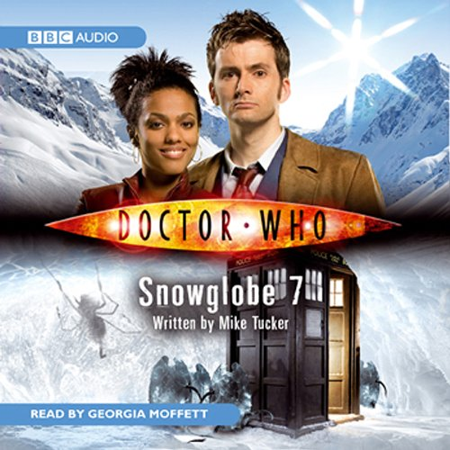 Doctor Who: Snowglobe 7 cover art